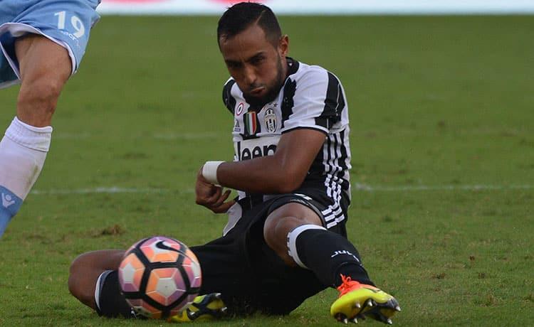 Mehdi Benatia, Juventus 2016-2017