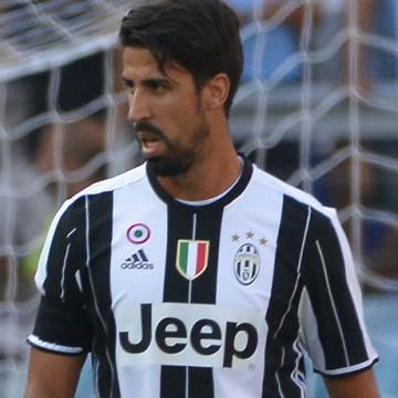 Sami Khedira, Juventus 2016/2017