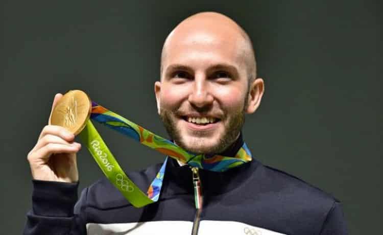 Rio2016: Tiro a segno. Carabina 50 metri, Campriani chiude 7^