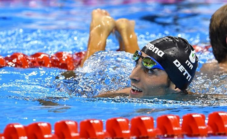 Nuoto: Assoluti, sugli 800 vince Detti