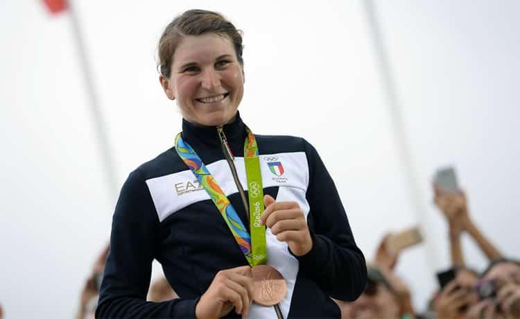 Mondiali Ciclismo: Elisa Borghini medaglia di bronzo. Oro alla Van de Breggen
