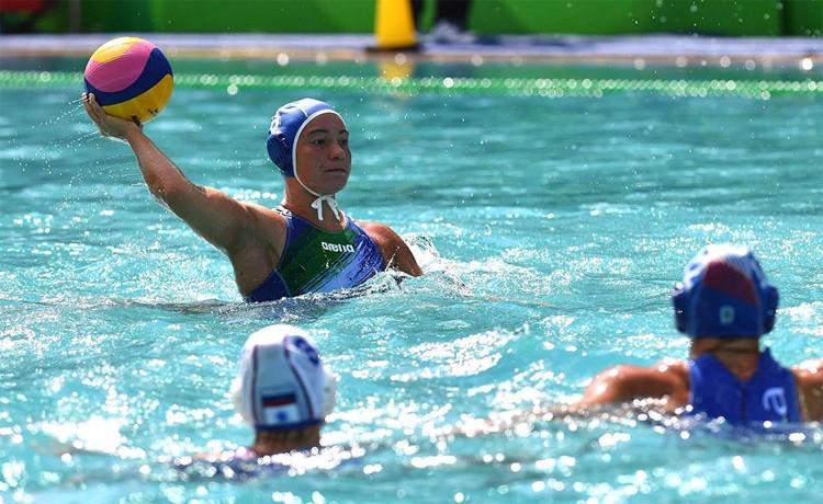 OLIMPIADI - Rio 2016, impresa Setterosa: Russia battuta 12-9 e