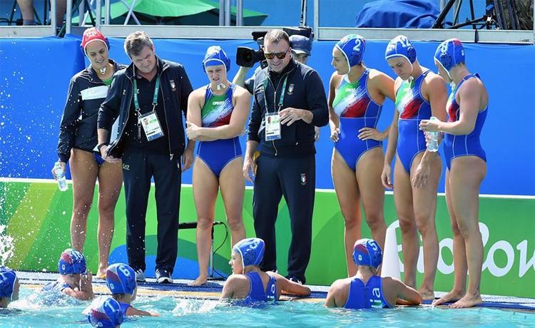 Olimpiadi 2016: Italia argento nella pallanuoto femminile