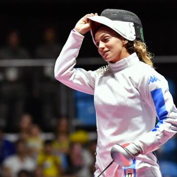 Rossella Fiamingo - Rio 2016 - Foto Mezzelani/Gmt