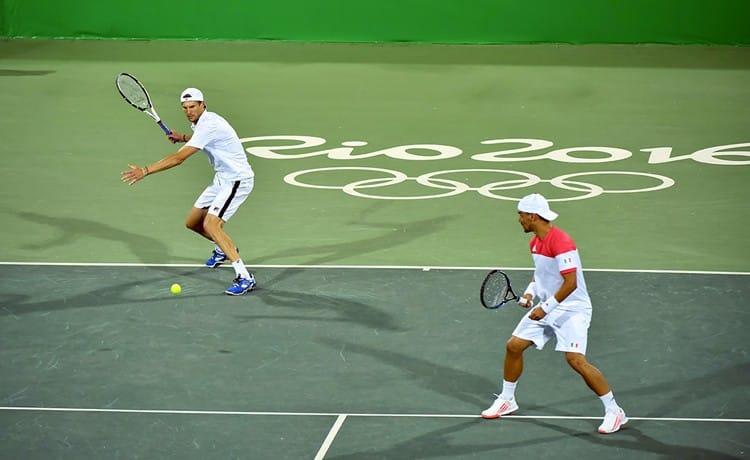 Rio 2016, tennis: Fabio Fognini e Andreas Seppi si fermano ai quarti
