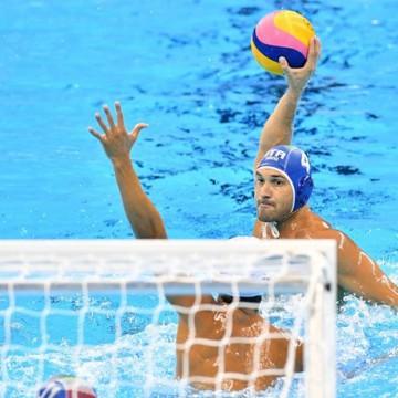 Pietro Figlioli - Pallanuoto - Rio 2016 - Foto Mezzelani/Gmt