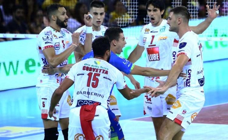 Volley serie a1 maschile la lube civitanova passa a perugia verona batte modena - Cucine lube civitanova ...