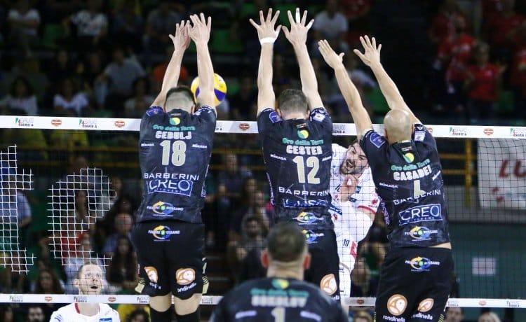 Volley maschile superlega classifica aggiornata alla 9a giornata - Cucine lube civitanova ...