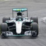 Nico Rosberg al GP di Monza di F1
