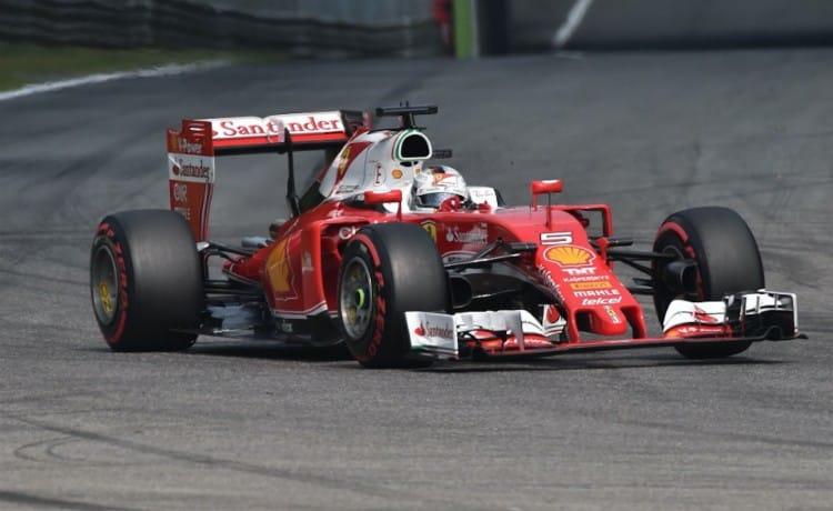 GP Belgio 2016, Sebastian Vettel: