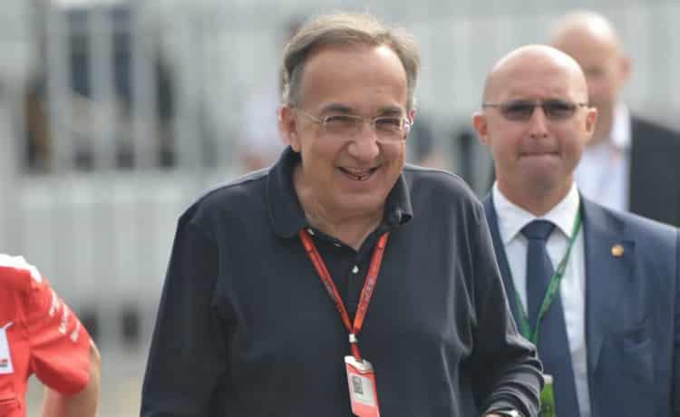 F1, Marchionne: