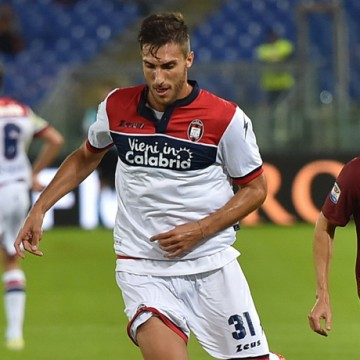 Mario Sampirisi - Roma vs Crotone 2016/2017