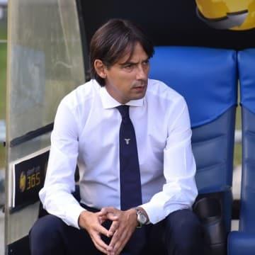 Simone Inzaghi - Lazio vs Empoli - Serie A 2016/2017 -