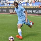 Senad Lulic - Lazio vs Empoli - Serie A 2016/2017