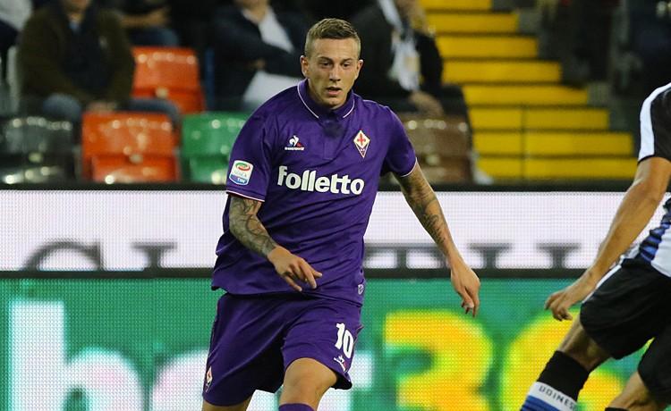 Seconda Maglia Fiorentina SEBASTIAN CRISTOFORO