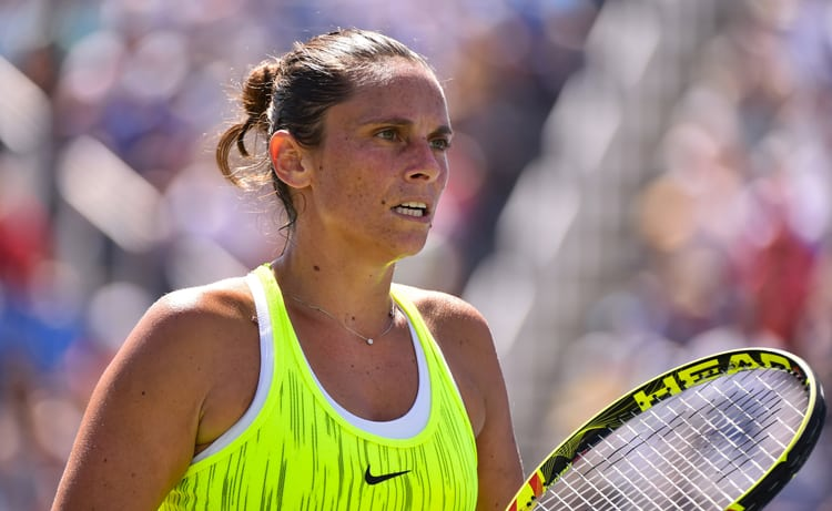 Roberta Vinci - Us Open 2016 - Foto Ray Giubilo