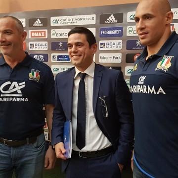 Rugby Sergio Parisse