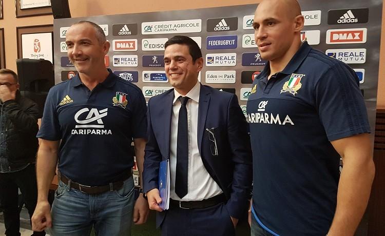 Rugby, test match Italia-All Blacks: gli azzurri continuano la preparazione