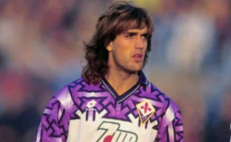 Atalanta-Juventus, Batistuta contro gli arbitri: