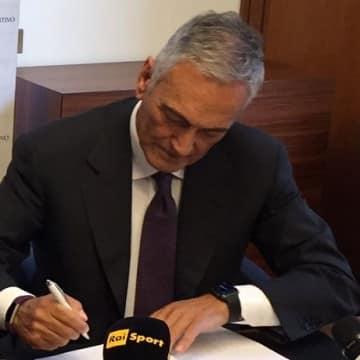 Gabriele Gravina presidente Lega Pro