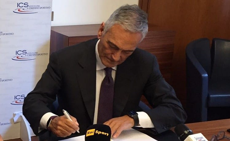 ICS finanzia lo sport con Lega Pro