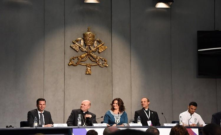 Del Piero entra in campo in Vaticano