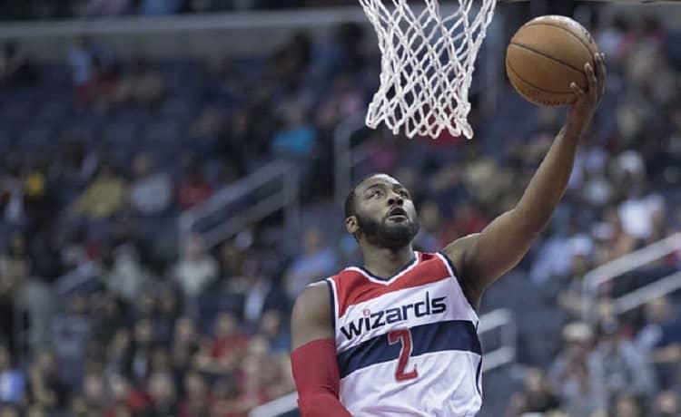 John Wall, Washington Wizards 2016/2017