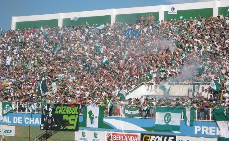 Atletico Nacional: date la coppa al Chapecoense