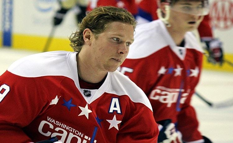 Nicklas Backstrom, Hockey Nhl