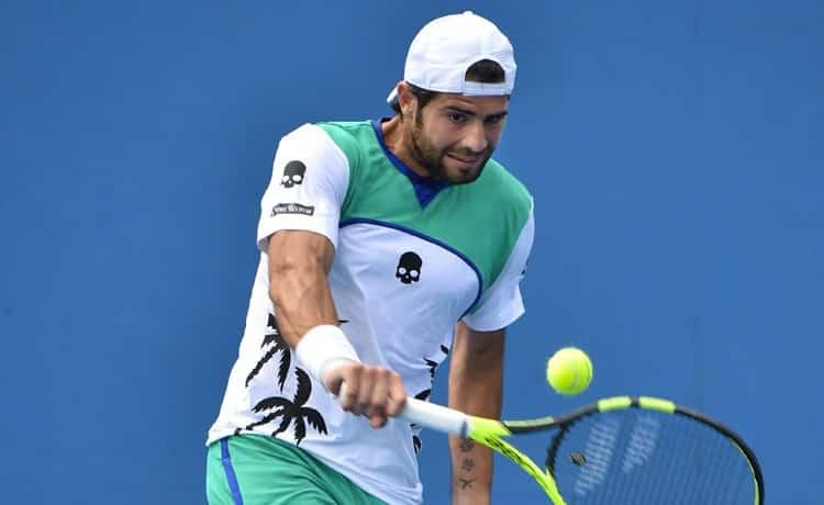 Tennis: Montecarlo, anche Fognini fuori