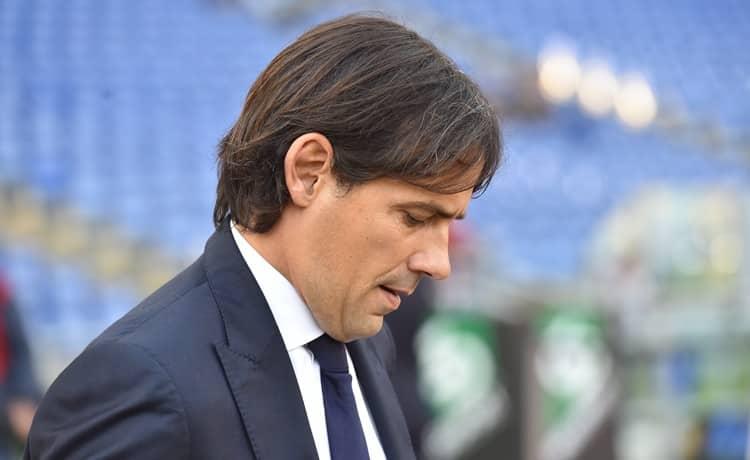 Simone Inzaghi Lazio vs Genoa