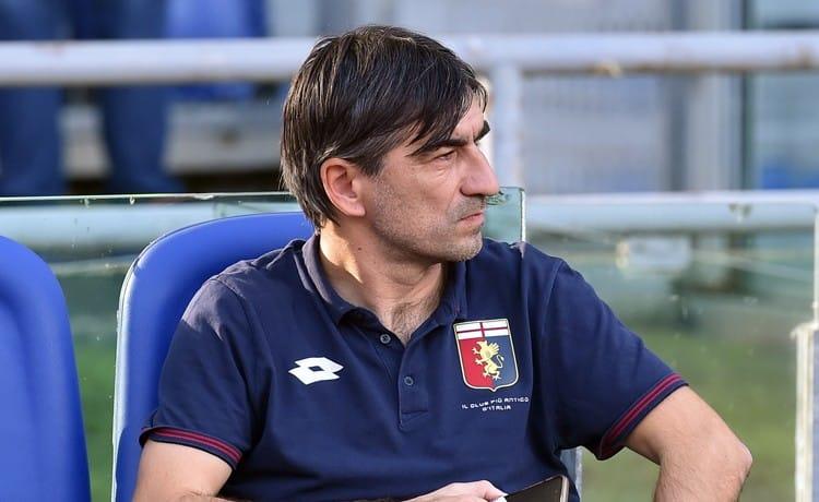 Ivan Juric Lazio vs Genoa