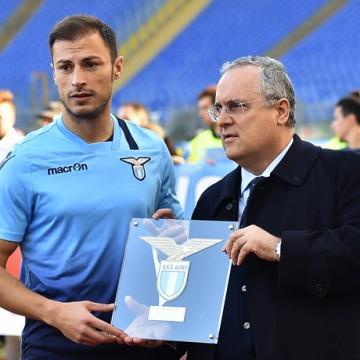 Stefan Radu Lazio vs Genoa