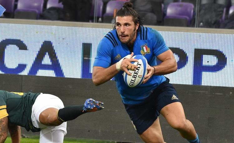 Rugby - Italia vs Sudafrica - Foto Antonio Fraioli