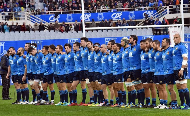 Rugby - Italia vs Sudafrica 2016 - Foto Antonio Fraioli