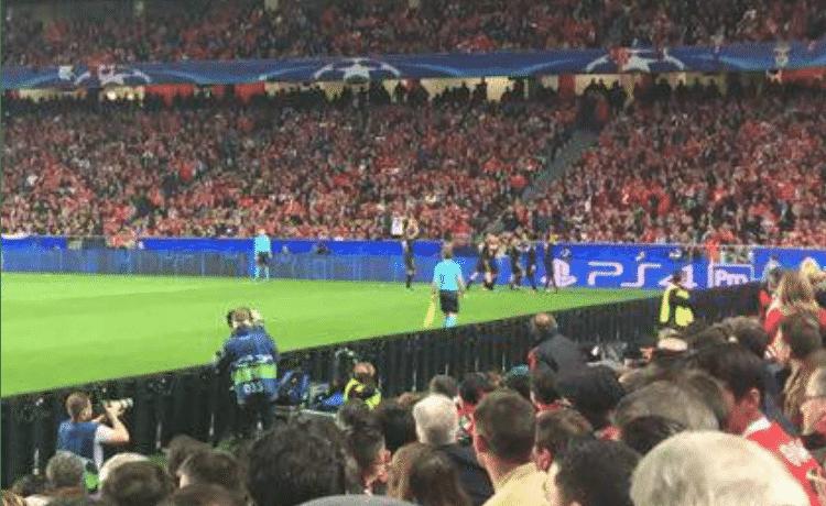 Highlights e gol Benfica-Lione 2-1: Champions League 2019/2020 ...