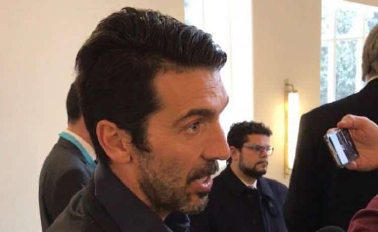 Buffon apre a Donnarumma in azzurro: Non sono eterno