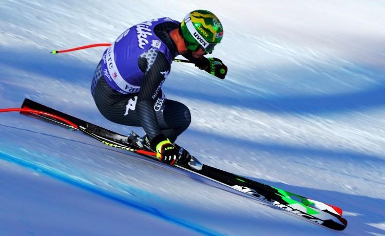 Altra medaglia di legno per l'Italia nei mondiali di sci alpino
