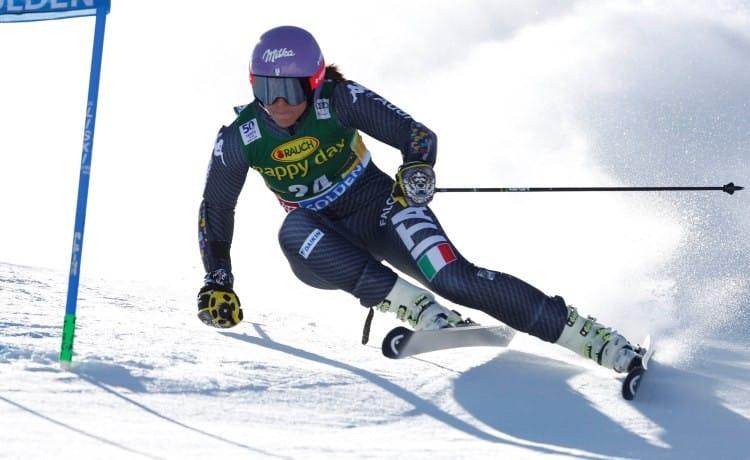 Sci, SuperG Val d'Isere: Gut trionfa, terza Elena Curtoni