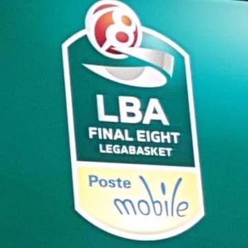Logo Lega Basket PosteMobile