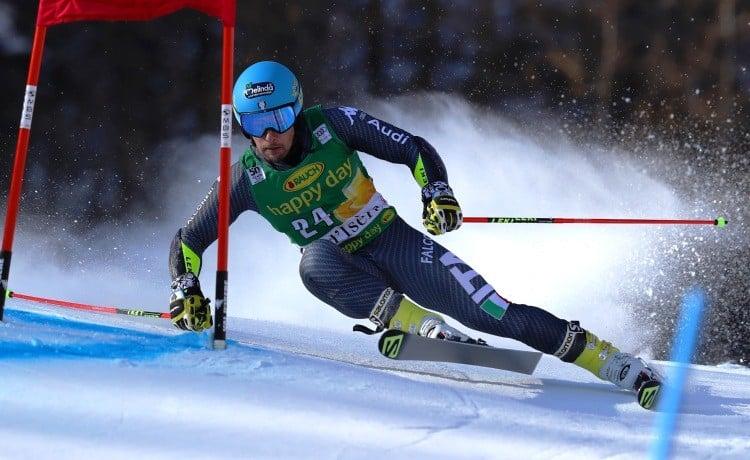 Slalom St Moritz: Gross in testa dopo la prima manche