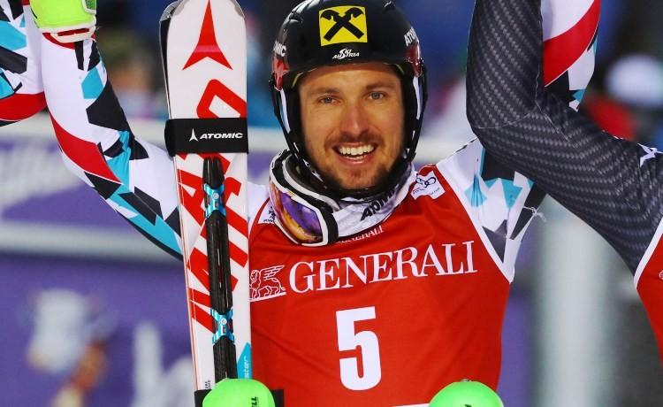 CdM sci alpino: slalom gigante parallelo a Matts Olsson, male gli azzurri