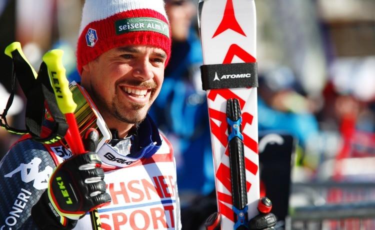 Discesa Garmisch: Reichelt è un fulmine, Fill 2° battuto per 16 centesimi