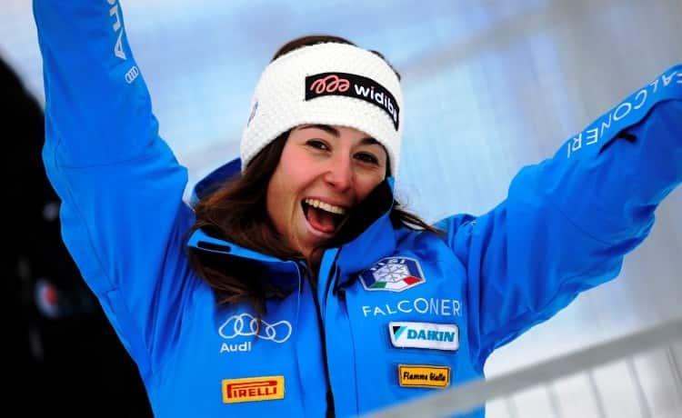 Risonanza per Sofia Goggia: solo un risentimento articolare al ginocchio