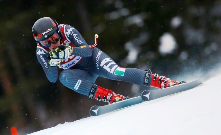 Sci Alpino: Goggia, il primo successo a 10,00
