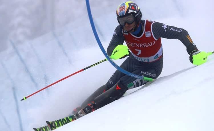 Sci, slalom a Levi: bruciata la Shiffrin. Vlhova show e vittoria