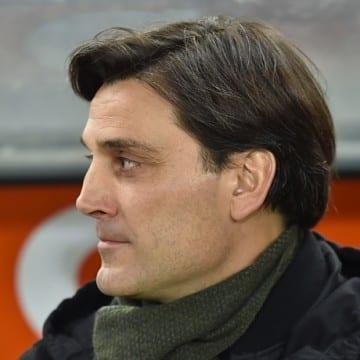 Vincenzo Montella - Roma vs Milan - Foto Antonio Fraioli