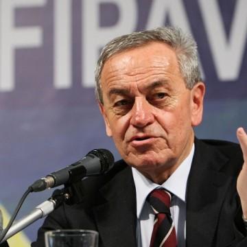 Carlo Magri, presidente Federazione italiana pallavolo
