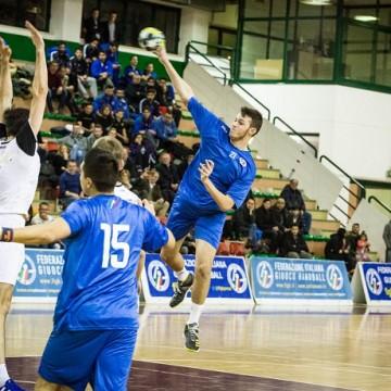 Italia U21, pallamano maschile