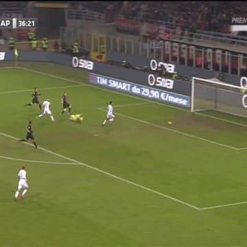 Kucka gol Napoli